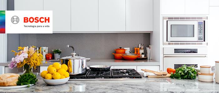Bosch – Cozinhas de Sonho